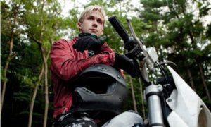 Biker boy: Ryan Gosling