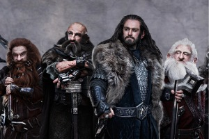 Thorin Oakenshield and company